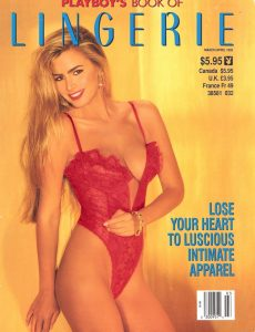 Playboy's Lingerie – March-April 1992