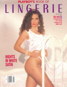 Playboy's Lingerie – May-June 1992