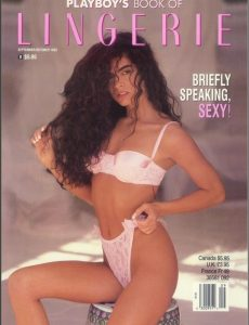Playboy's Lingerie – September-October 1992