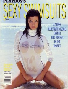 Playboy's Sexy Swimsuits – March 1996