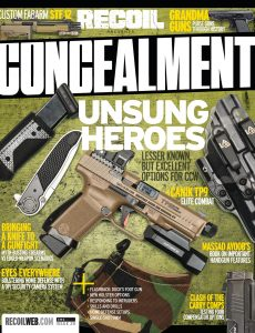 RECOIL Presents Concealment – Issue 20, 2020