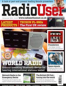Radio User – November 2020