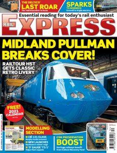 Rail Express – December 2020