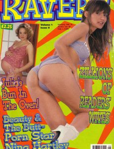 Ravers Vol 1 Issue 8