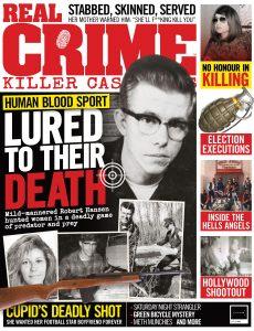 Real Crime – Issue 69 – November 2020