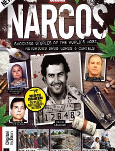 Real Crime Specials Narcos – First Edition 2020