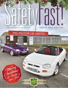 Safety Fast! – December 2020