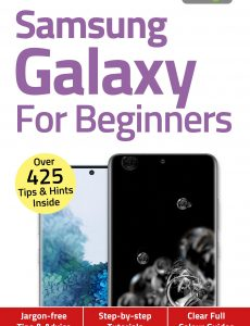 Samsung Galaxy For Beginners – 4th Edition, November 2020