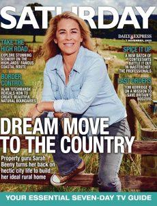 Saturday Magazine – November 07, 2020