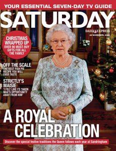 Saturday Magazine – November 28, 2020