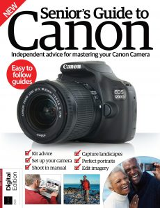 Senior's Canon Camera Book – Second Edition 2020
