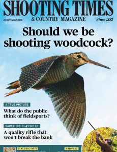 Shooting Times & Country – 25 November 2020