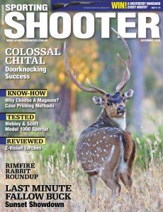 Sporting Shooter Australia – December 2020