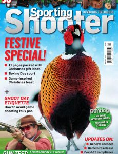 Sporting Shooter UK – January 2021