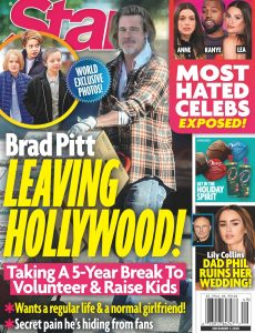Star Magazine USA – December 07, 2020