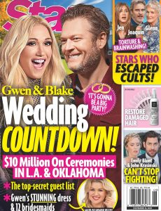 Star Magazine USA – November 16, 2020