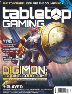 Tabletop Gaming – Issue 49 – December 2020