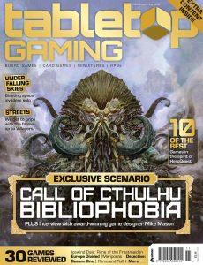 Tabletop Gaming – November 2020