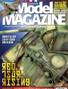 Tamiya Model Magazine – Issue 302 – December 2020