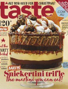 Taste com au – December 2020