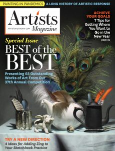 The Artist's Magazine – January-February 2021