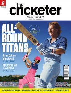 The Cricketer Magazine – December 2020