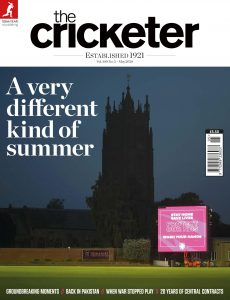 The Cricketer Magazine – May 2020