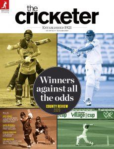 The Cricketer Magazine – November 2020