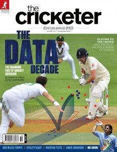 The Cricketer Magazine – September 2020