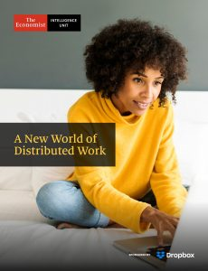 The Economist (Intelligence Unit) – A New World of Distributed Work (2020)