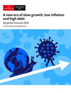 The Economist (Intelligence Unit) – A new era of slow growth, low inflation and high debt (2020)