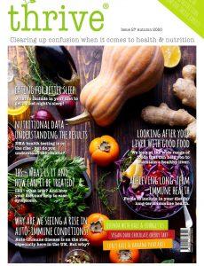 Thrive Magazine – Autumn 2020
