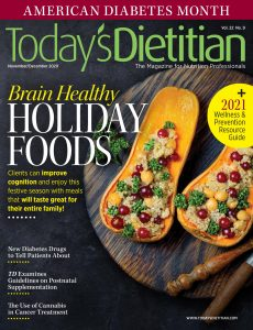 Today's Dietitian – November-December 2020