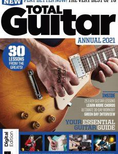 Total Guitar Annual – VOL 04, 2021