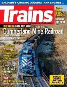 Trains – January 2021