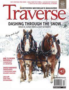 Traverse, Northern Michigan's Magazine – December 2020