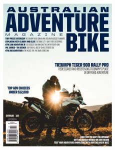 Ultimate Adventure Bike Australia – November 2020