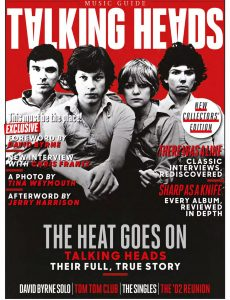 Uncut UK The Ultimate Music Guide – Talking Heads 2020