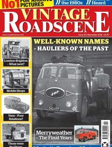 Vintage Roadscene – Issue 252 – November 2020