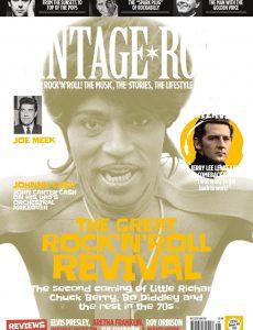 Vintage Rock – December 2020-January 2021
