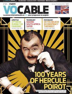 Vocable Anglais – 12 Novembre 2020