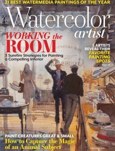 Watercolor Artist – February 2021