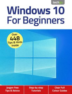 Windows 10 For Beginners – 4th Edition, November 2020