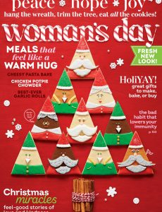 Woman's Day USA – December 2020