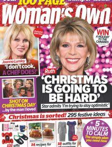Woman's Own – 16 November 2020