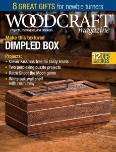Woodcraft Magazine – December-January 2020