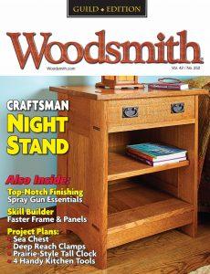 Woodsmith – December 2020-January 2021