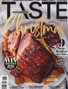 Woolworths Taste – December 2020