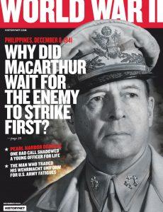 World War II – December 2020