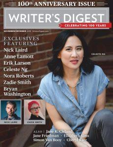 Writer's Digest – November-December 2020